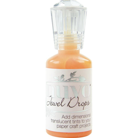 Nuvo ORANGE MARMALADE Jewel Drops