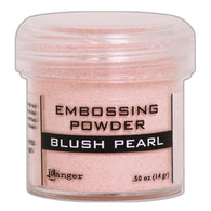 Ranger Empossing Powder- BLUSH PEARL