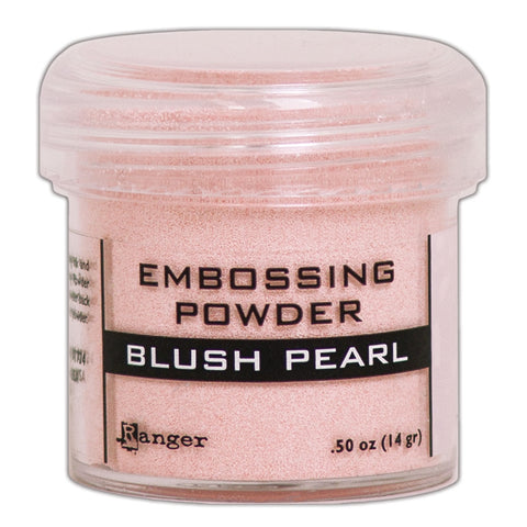 Ranger Embossing Powder- BLUSH PEARL