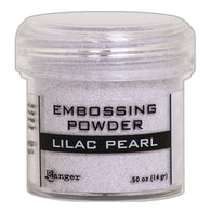 Ranger Empossing Powder- LILAC PEARL