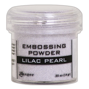 Ranger Embossing Powder- LILAC PEARL