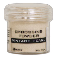 Ranger Empossing Powder- VINTAGE PEARL