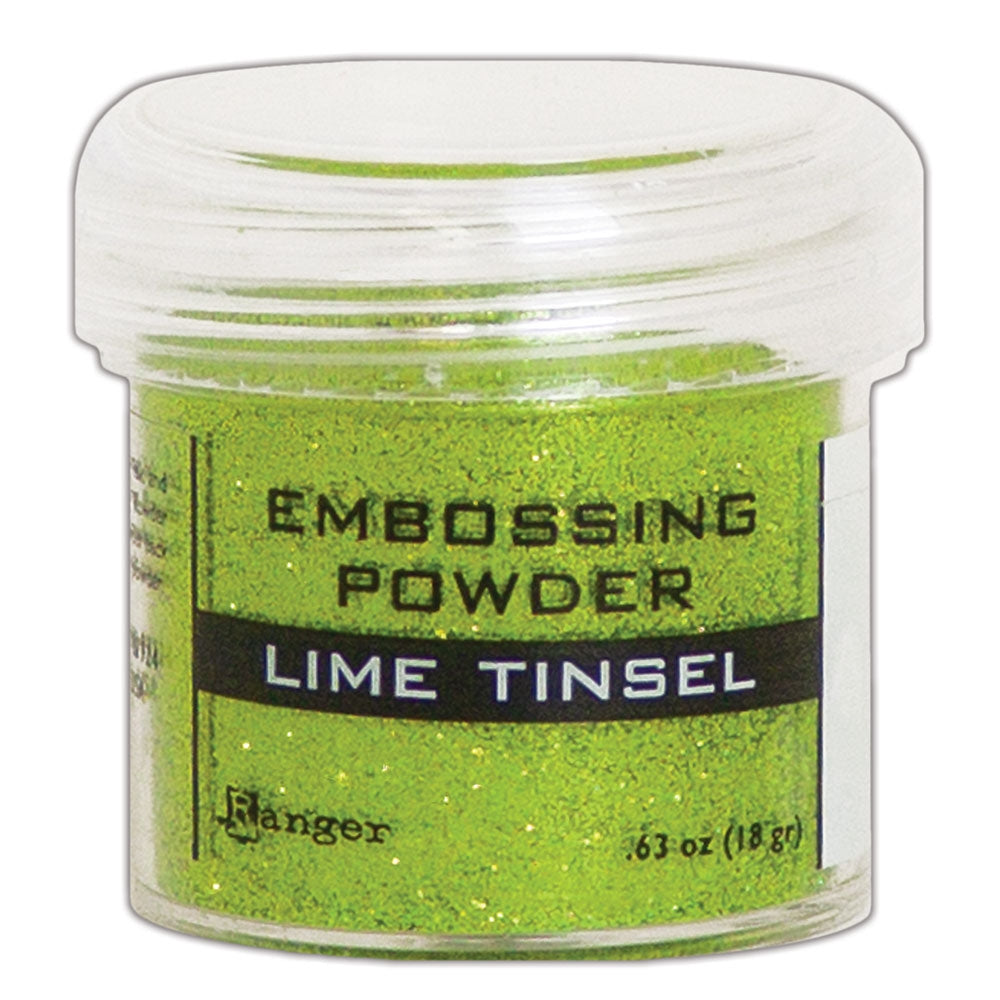 LIME TINSEL- RANGER EMBOSSING POWDER
