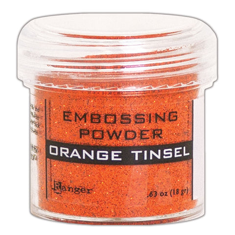 ORANGE TINSEL- RANGER EMBOSSING POWDER