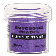 PURPLE TINSEL- RANGER EMBOSSING POWDER