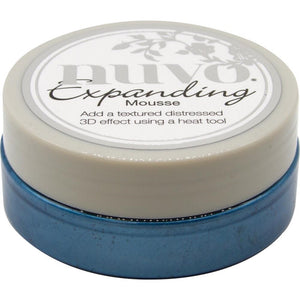Nuvo BOATYARD BLUE-EXPANDING MOUSSE by Tonic