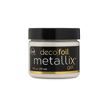 DECO FOIL GEL - WHITE PEARL