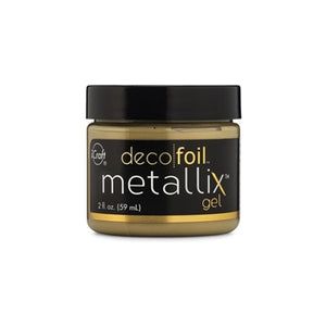 DECO FOIL GEL - PURE GOLD