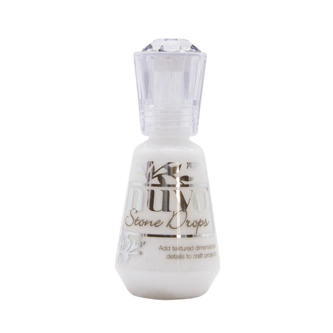 Tonic CHALK WHITE Nuvo Stone Drops 1296n