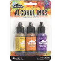 Tim Holtz Alcohol Ink Set SUMMIT VIEW Ranger TAK25986