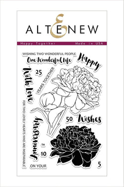 Happy Together Stamp Set - Altenew