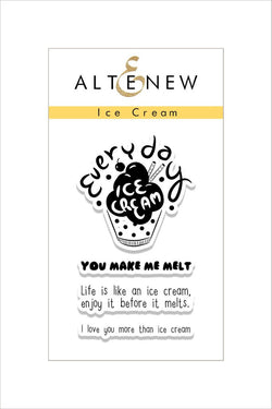 Ice Cream Stamp Set- Altenew