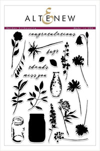 Garden Silhouette Stamp Set - Altenew
