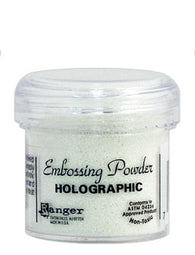 Ranger Empossing Powder 1 OZ HOLOGRAPHIC