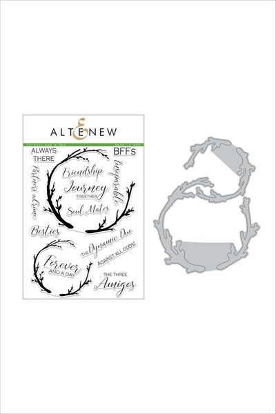 Forever and a Day Stamp & Die Bundle - Altenew