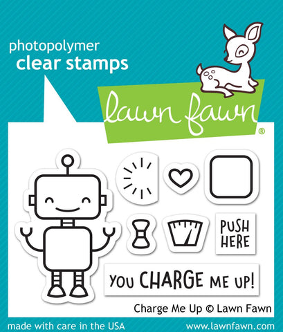 charge me up - charge me up LAWN FAWN