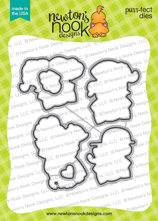 Newton's Kitchen Die Set Newton's Nook Designs