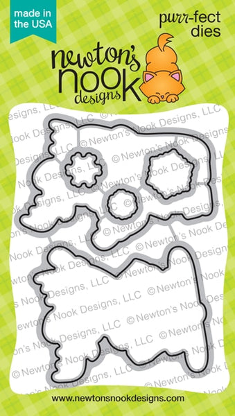 Moose Mountain Die Set - Newton's Nook Designs