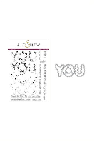 Botanical You Stamp & Die Bundle - Altenew