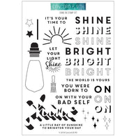 Shine On Stamps - concord & 9th
