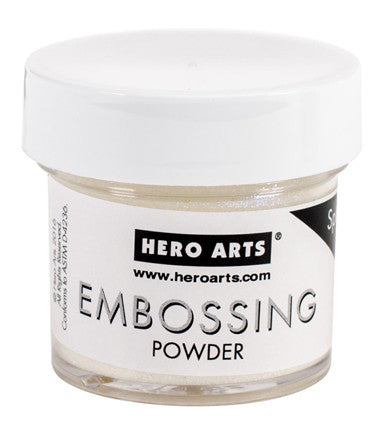Hero Arts Clear Ultra Fine Embossing Powder