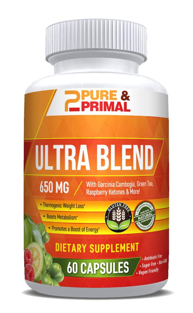 Ultra Blend - Enhances Weight Loss