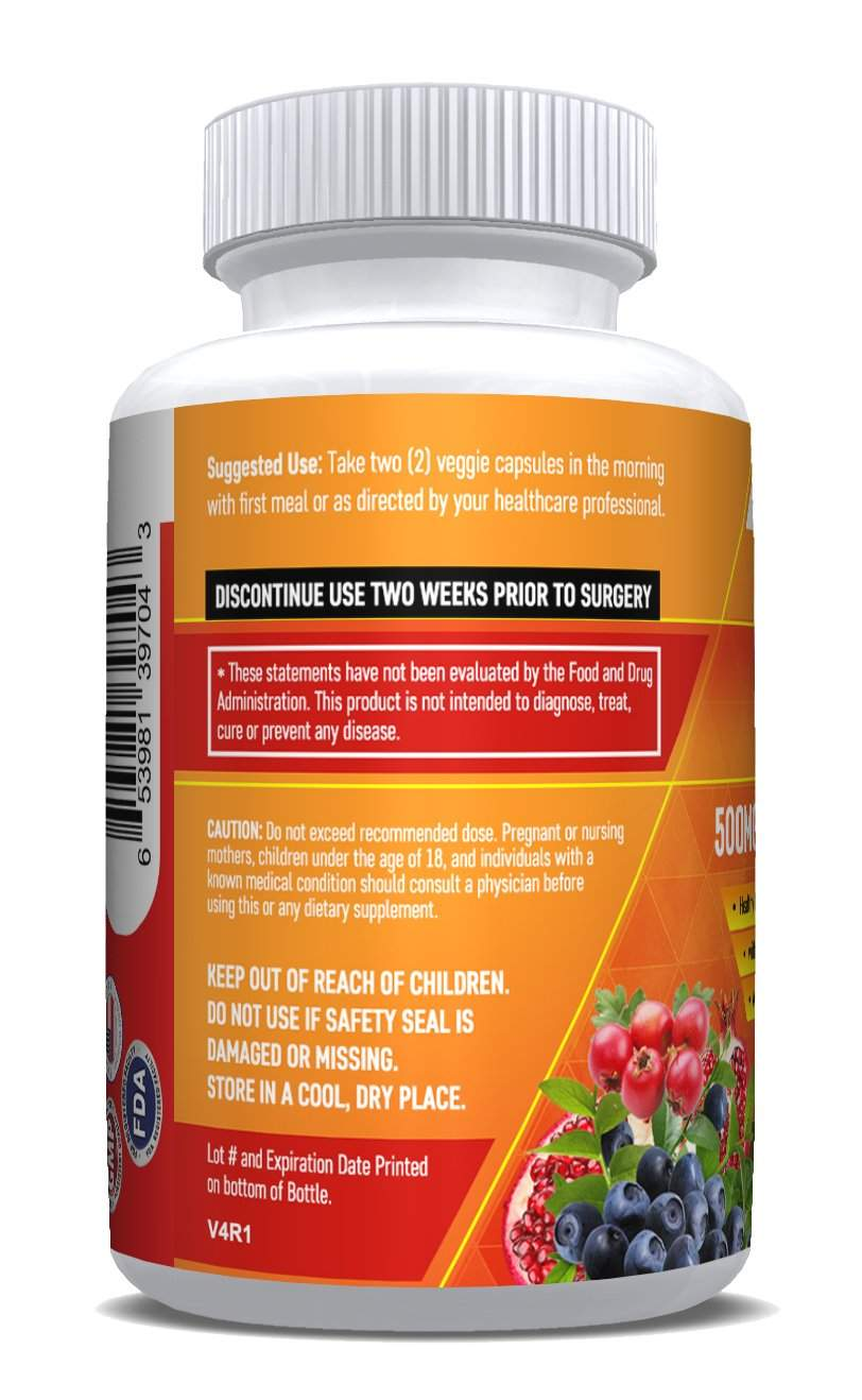 (2 Bottles) - Complete Multivitamin - Packed with Vitamins, Minerals, Antioxidants, and Herbs