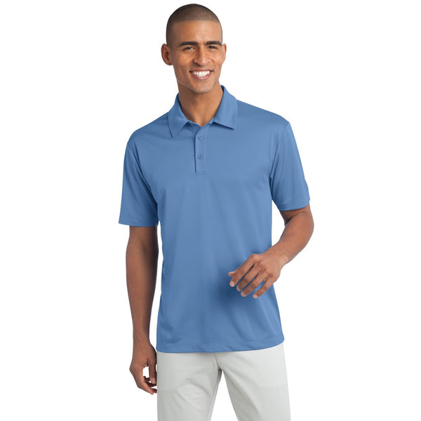 Ilima Men's Carolina Blue SilkTouch Dri-Fit Performance Polo
