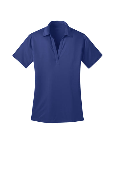 SilkTouch Dri-Fit Performance Polo - Women's Royal Blue