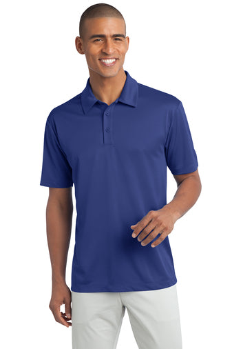 Ilima Men's Royal Blue SilkTouch Dri-Fit Performance Polo