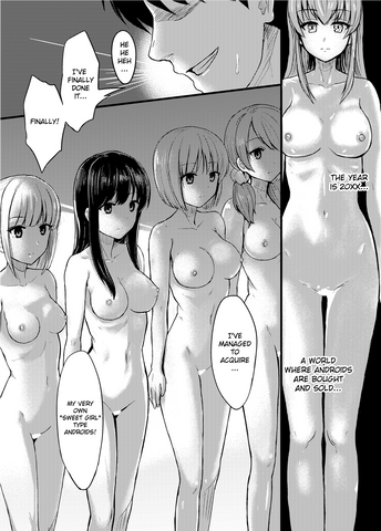Android for Sale - Project Hentai