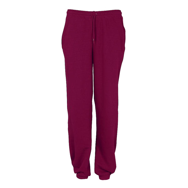 Select Jogging Bottoms - Burgundy