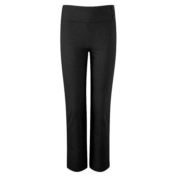 Kirby Junior Girls Black Trousers by Banner