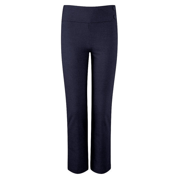 Kirby Junior Girls Navy Trousers by Banner