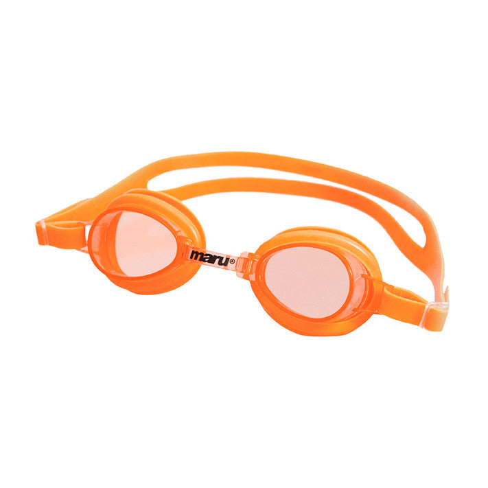 Maru Zoom Anti Fog Goggles - Orange/Orange