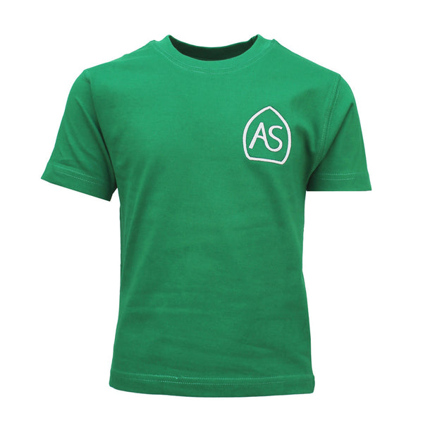 All Saints PE T-Shirt - Green