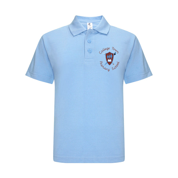 College Town Primary Polo Shirt by Trutex