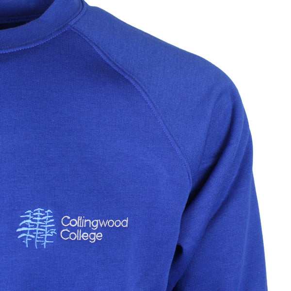 Collingwood Royal Sweatshirt by Trutex