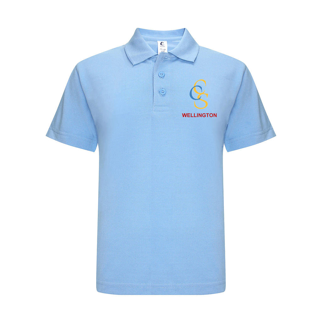 Cove Wellington Summer Polo by Trutex