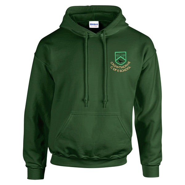 Crowthorne Pe Hooded Top