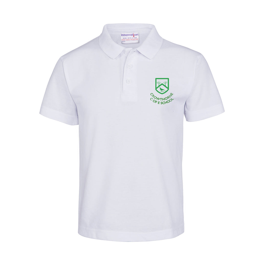 Crowthorne C of E PE Polo Shirt