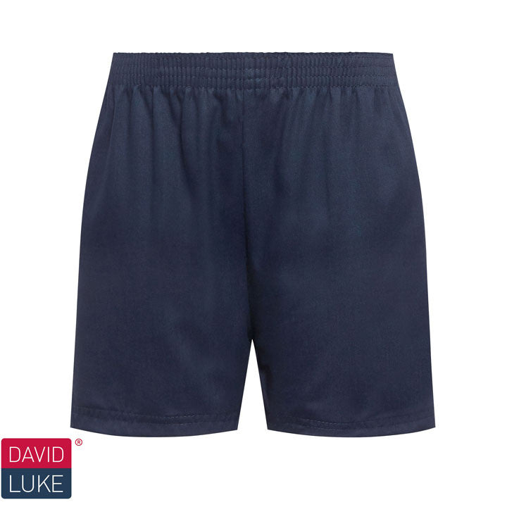 Classic Sport Short (Brushed Poly/Cotton) Navy
