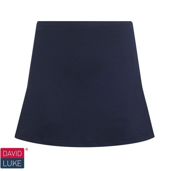 Navy Technical Skort by David Luke