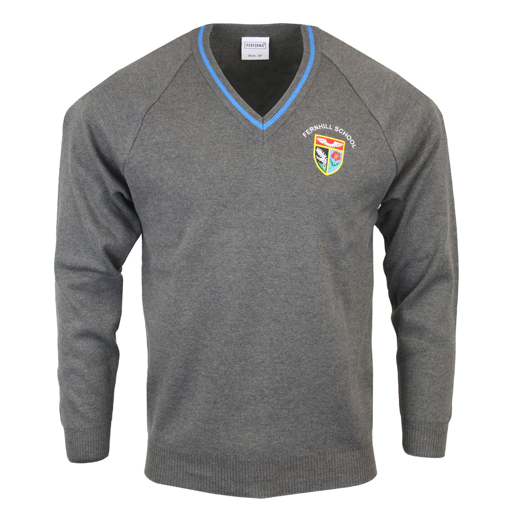 Fernhill Secondary School Pullover
