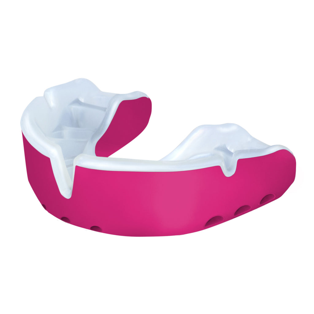 Opro Shield Gold Mouth Guard - Pink