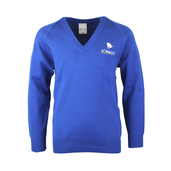 St Mary's Pullover