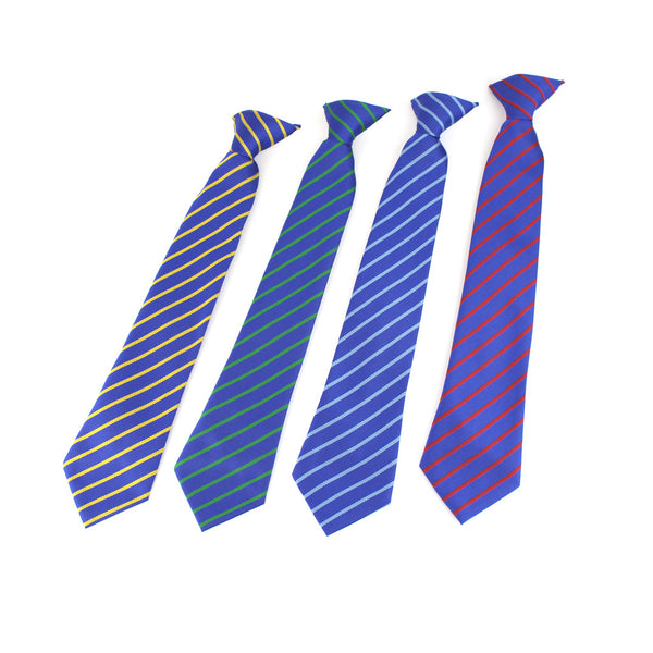 Frimley C of E Clip On House Tie