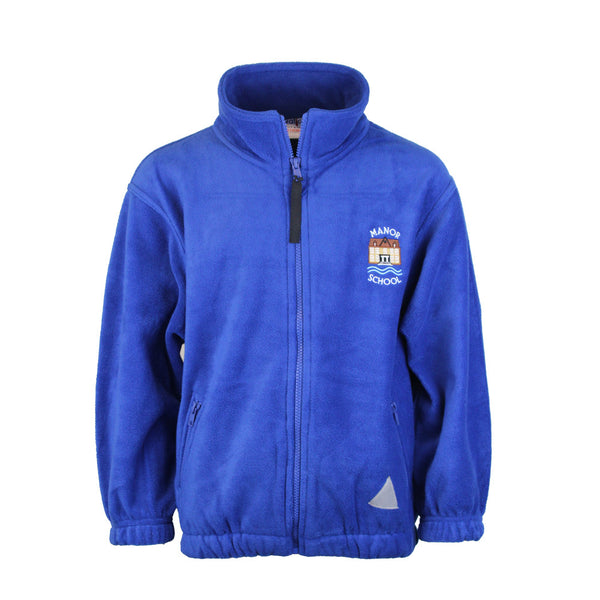 Manor School Fleece