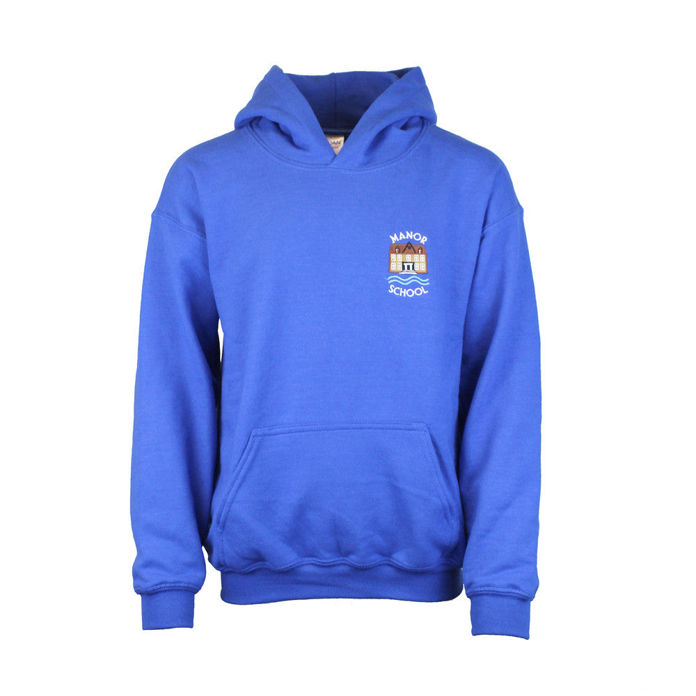 Manor Sports Hooded Top