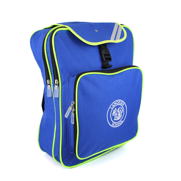Langrish Hi Vis Junior Back Pack